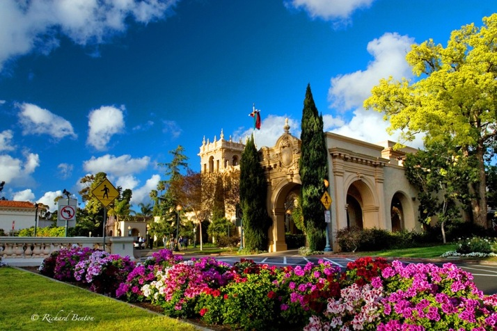Image of House of Hospitality at Balboa Park in San Diego, CA