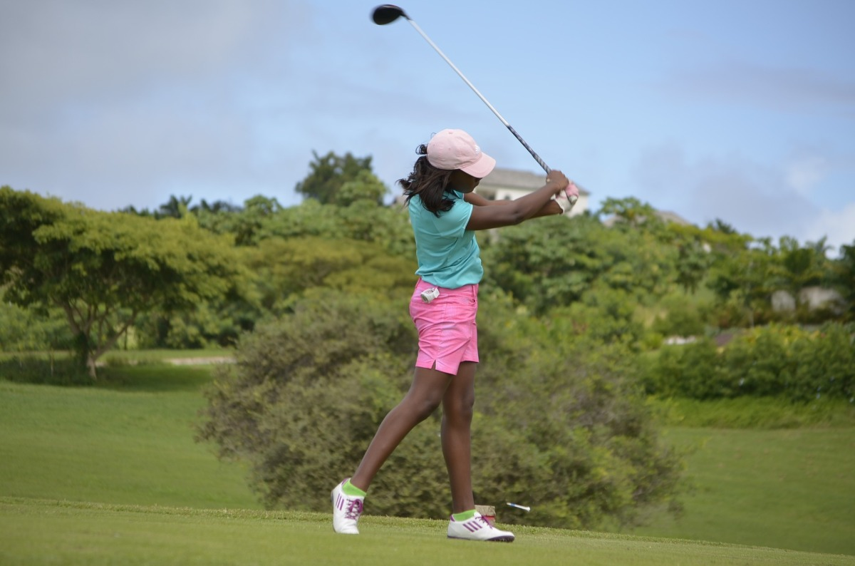 The Lady Golfer's Bag Check
